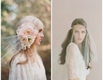 Currently Obsessing Over…Bridal Headpieces