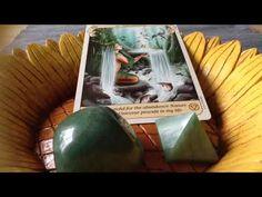 Meditation från kristall-änglar kurs,, Grönaventurin och ängeln Barbelo - YouTube