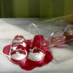 Jewels ice tray