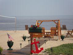 24 best tawas city michigan beachfront hotels motels and resorts rh pinterest com