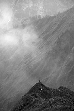 Rainy days in Kleinwalsertal #kleinwalsertal #visitvorarlberg Celestial, Mountains, Outdoor, Photos, Weather, Outdoors, The Great Outdoors, Bergen