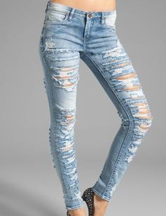 The Best Ripped Jeans to Spend the Rest of Summer In