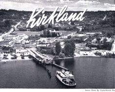 kirkland washington old photos - Google Search