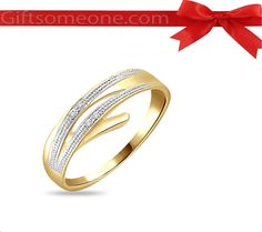 Rs.11,628.00 / $209.30 Shipping Charges 	Free Shipping To India(IND)	 Product Details 	 Sparkles Ring R5102 Sparkles is very well known for its widest range and fine craftsmanship. It provides 18kt gold jewelry/ jewellery studded with diamonds. Sparkles - A love affair with diamonds.   http://www.giftsomeone.com/sparkles-ring-r5102/product_info.php/products_id/2916