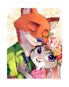 I am the big fan of zootopia ,especially Nick Wilde. So I will post some pictures about Nick or Nick and Judy . Nick Wilde, Disney Zootropolis, Disney Fan Art, Cute Disney, Zootopia Fanart, Zootopia Comic, Zootopia Nick And Judy, Judy Hopps, Disney And Dreamworks
