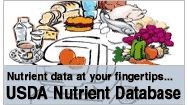 """Food and Nutrition Information Center, U.S. Department of Agriculture. Accurate, practical nutrition resources. Try the """"Consumer Corner"""" link."""