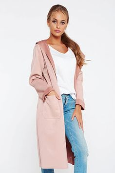 Smart Casual, Tik Tok, Duster Coat, Jackets, Clothes, Fashion, Down Jackets, Outfits, Moda