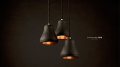 Schwarzes Gold - The Tender Loving Care That Goes Into a Single Lamp
