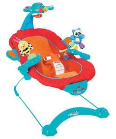 Fisher Price Sensory Selections Bouncer