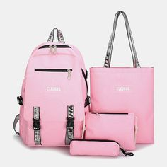 Color : Black,Red,Pink,Green Material : Nylon Inner Pocket : Main Compartment Closure : Zipper The post Multifunction USB Charging Backpack School Bag appeared first on TD Mercado. Leather Handbags, Women's Handbags, Bridal Handbags, Wedding Clutch, School Bags, Evening Bags, Clutch Bag, Pink And Green, Fashion Backpack