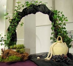 40 dagentijd Church Flowers, Altar, Worship, Flower Ideas, Mirror, Journey, Inspiration, Home Decor, Lent