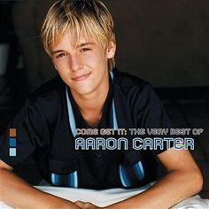 """ Young"" Aaron Carter<3"