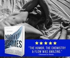 """""""The humor, the chemistry and flow was amazing."""" - Obsessed by Books"""