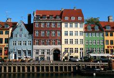 Nyhavn, Kopenhagen.