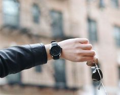shows off the Movado Bold Motion, a smartwatch with a clean minimal design. Hand Watch, Boys Dpz, Minimal Design, Fashion Branding, Beautiful Hands, Smart Watch, Fashion Accessories, Stuff To Buy, Tech