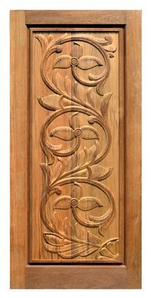 Velman Wood Carving is a one-stop source for end-to-end custom woodcarvings. Specializing in carved wood entrance & interior doors, mantels, shutters and frames Door Design Interior, Interior Design Elements, Interior Doors, Interior Ideas, Custom Wood Doors, Wooden Doors, Wooden Front Door Design, House Design Pictures, Wood Carving Designs