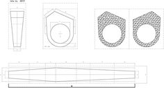 how make template of ring silver - Buscar con Google