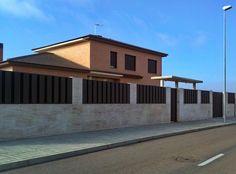 #Casas #Contemporaneo #Exterior #Dibujos #Fachada #Tejado #Ventanas