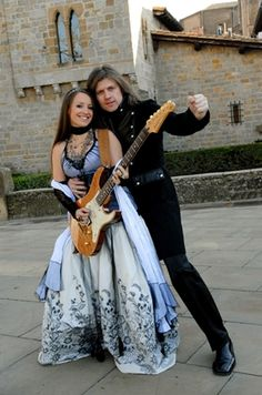 John kelly and him wife Maite
