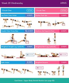 Week 20, Wednesday, #ClippedOnIssuu from Bikini Body Guide two