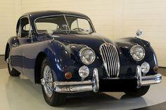 Catawiki online auction house: Jaguar - XK140 FHC LHD - 1956