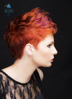 Fall Fashion Color Collection: Hair : Allan Munguia, Julie Reynolds, Amanda Sampson Makeup: Stephanie Alefteras Photography: Allan Munguia, Cherish Shanell