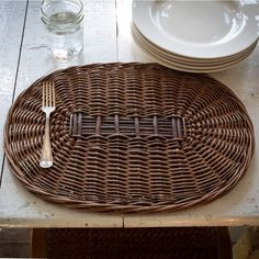 Willow Placemats, Set of 4
