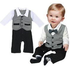 $5.51 (Buy here: https://alitems.com/g/1e8d114494ebda23ff8b16525dc3e8/?i=5&ulp=https%3A%2F%2Fwww.aliexpress.com%2Fitem%2FCotton-Kid-Baby-Boy-Cotton-Gentleman-Romper-Jumpsuit-Bodysuit-Clothes-Outfit-1-3T-mpsuit-Romper-Jumpsuit%2F32731158738.html ) Cotton Kid Baby Boy Cotton Gentleman Romper Jumpsuit Bodysuit Clothes Outfit 1-3T mpsuit/Romper Jumpsuit/Romper for just $5.51