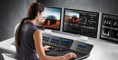 DaVinci Resolve Hollywood's most powerful and creative color correction!