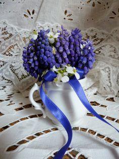 Bouquet de muscaris