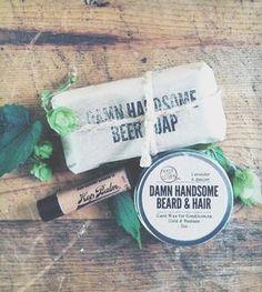 Hoppy Trio - Soap Bar, Wax & Lip Balm