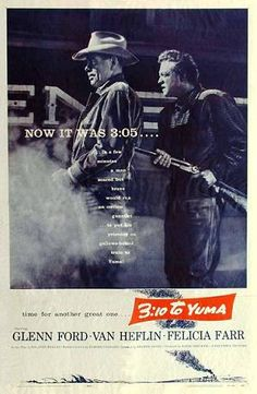 August 7, 1957. Premiere 3:10 to Yuma