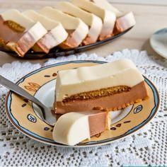 Sernik na zimno z czekoladą...Bo święta muszą być z SERNIKIEM ♥♥♥