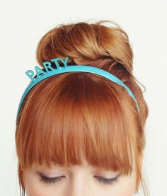 DIY party headbands that everyone will love