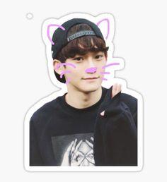 [EXO] Chen | Kim Jongdae Sticker