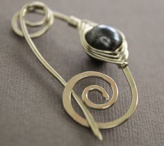 shawl pin - need some of these