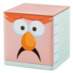 The Muppets Beaker CUBEEZ Container