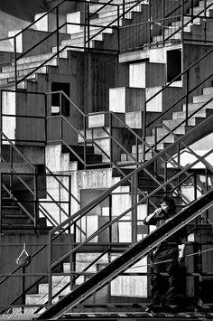 Escher world