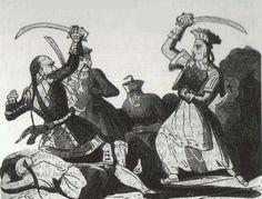 La prostituta que lideró la mayor flota de piratas en los mares de China - Cuaderno de Historias