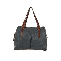 49 square miles. Mojave Barrel. A classic satchel with a slight slouch.