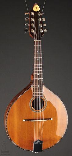 2006 Joe Foley oval hole mandolin, cedar top, rosewood body (asking $3200, Mandolin Cafe)