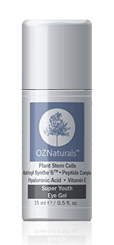 OZNaturals Eye Gel - Eye Cream For Dark Circles, Puffiness, Wrinkles - This Anti Wrinkle Eye Gel Was Voted ALLURE MAGAZINE'S Best In Beauty - The Most Effective Anti Aging Eye Cream Available! (Packaging May Vary) >>> Check this awesome product by going to the link at the image.