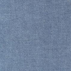 850373 Baumwoll Chambrey Gewaschen Hellblau