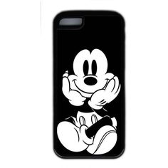 5C Case, iPhone 5C Case Cover, Customize Soft Rubber TPU Black Cases... ($11) ❤ liked on Polyvore featuring accessories, tech accessories, phone cases, cover and phone