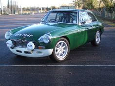 MGBGT Classic/Historic Rally Car. For Sale (1967)