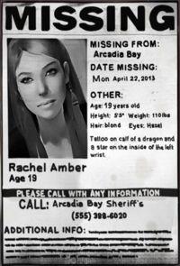 Rachel Amber - Life is Strange Wiki - Wikia