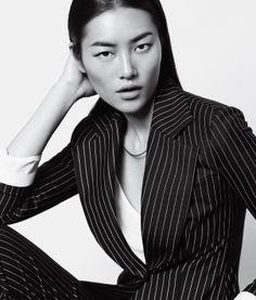 Liu Wen by Daniel Riera for WSJ Magazine May 2014