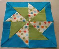 pinwheel quilt square