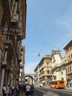 Genova, Liguria, Italy {photo by Cat Bouthillier}