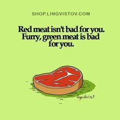 Shop.lingvistov.com - #illustrations, #doodles, #joke, #humor, #cartoon, #cute, #funny, #comics, #greeting #cards, #joke Dietitian Humor, Lol Text, Sensory Therapy, Funny Doodles, The More You Know, Jokes, Cartoon, Comics, Salads
